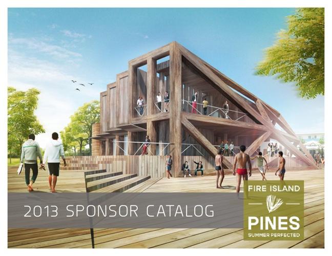 2013 Fire Island Pines Sponsor Catalog