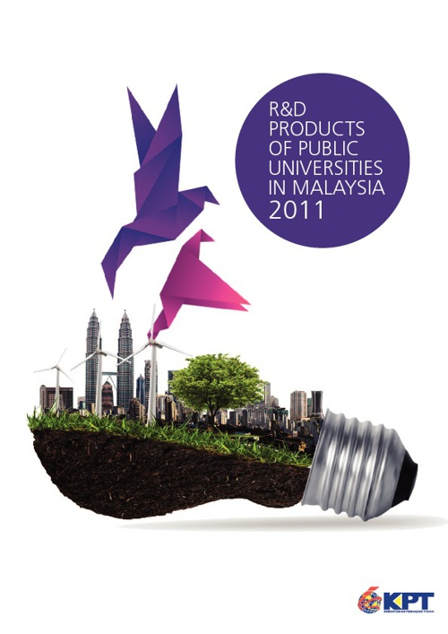 R&D Products of Public Universities in Malaysia 2011
