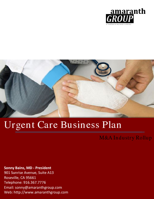 Amaranth Group Business Plan