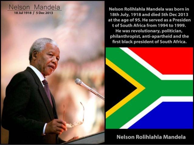 Nalson Mandela