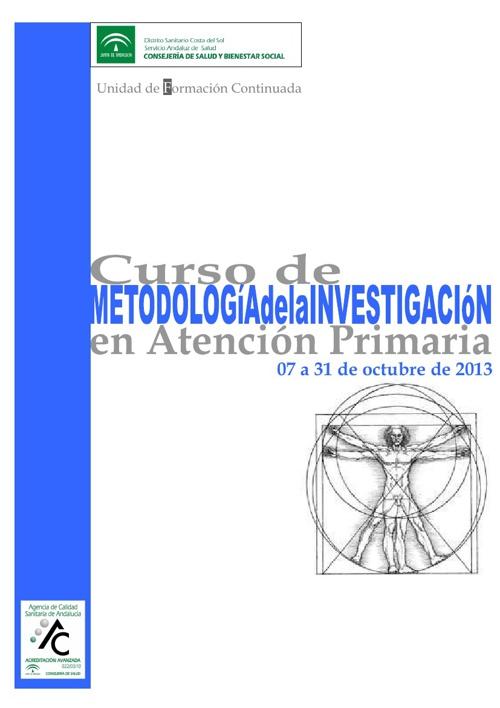 Curso de Investigacion (2013)