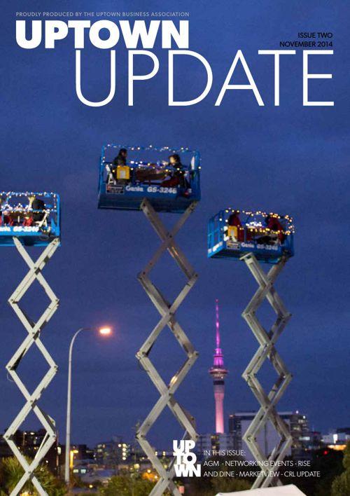 UPTOWN UPDATE Issue 2 November