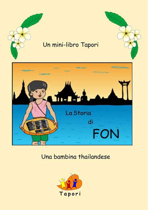 Tapori Mini Book Fon in Italian