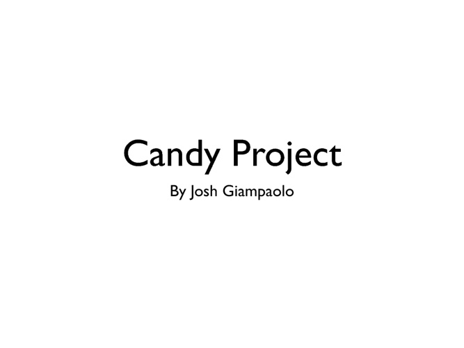 The Candy Project
