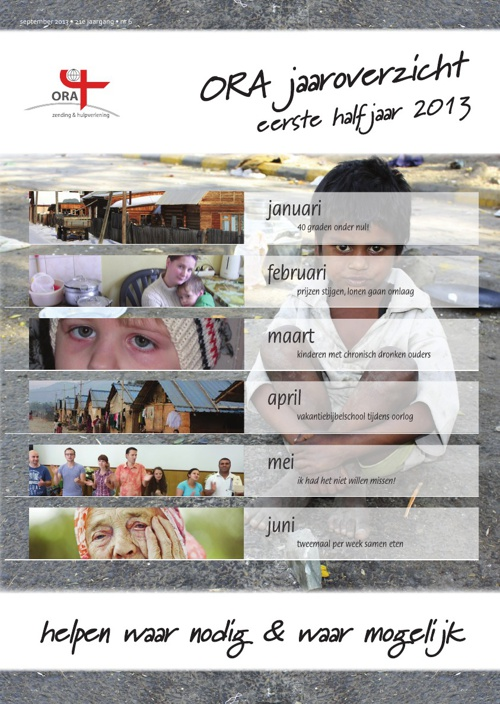 HalfJaarverslag 2013
