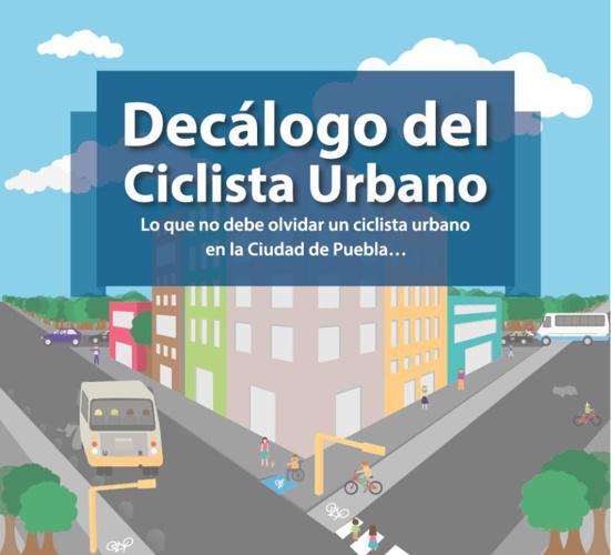 Decálogo del Ciclista Urbano