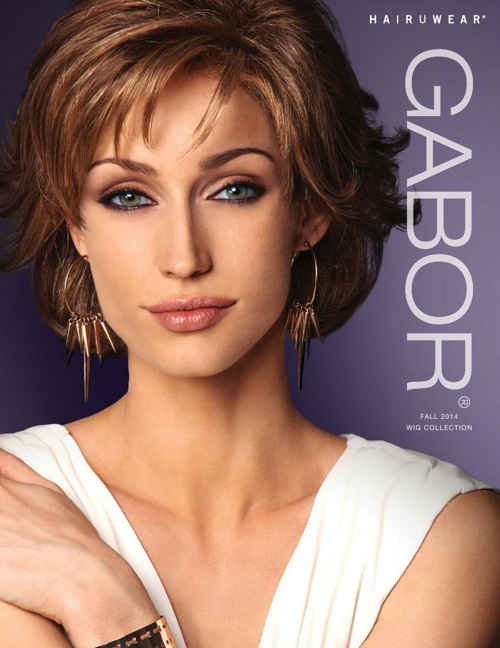 Gabor 2014 Fall Wig Collection