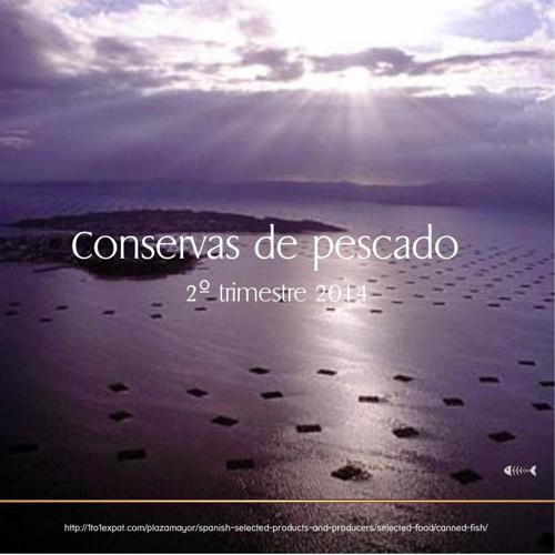 Conservas Pescado 2014