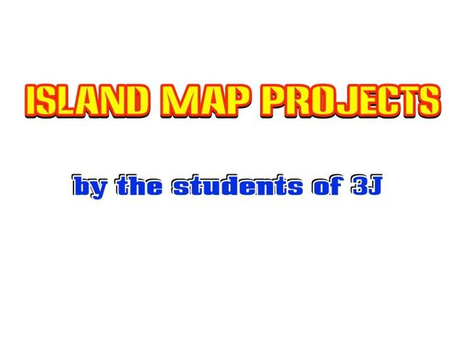 Island Maps (continued)