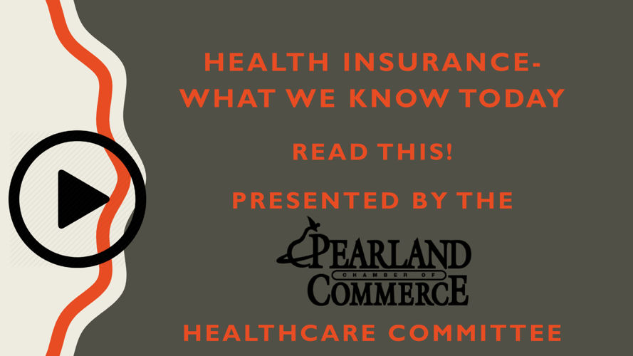 Health Insurance 2017 - What we know today!