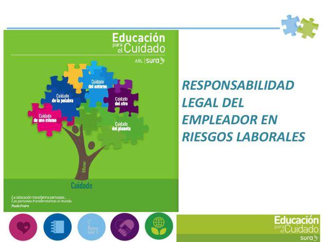 Resposabilidad Legal en Riesgos Laborales