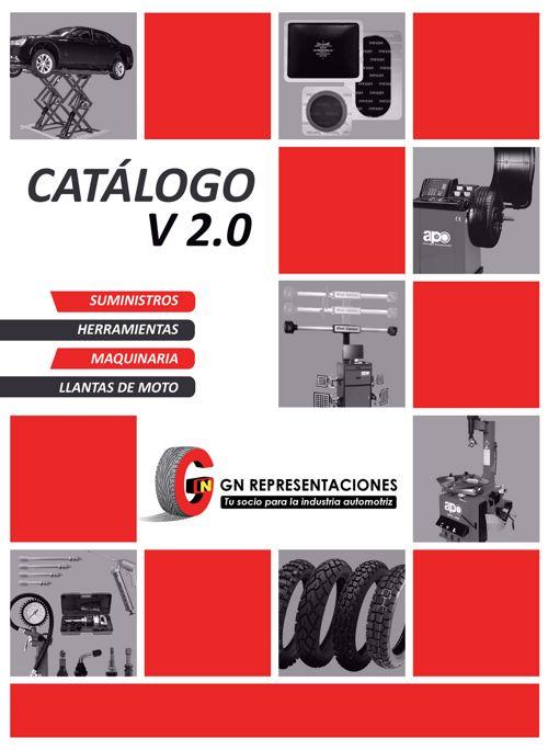 CATALOGO GN REPRESENTACIONES 2017 V2