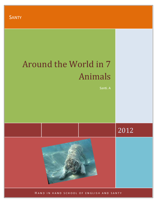 New FlipAround the World in 7 Animals_Santy