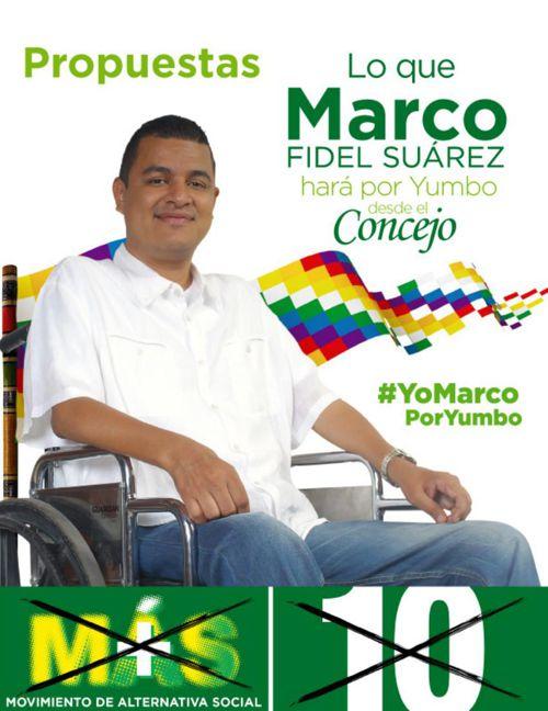 PROPUESTAS DE MARCO FIDEL