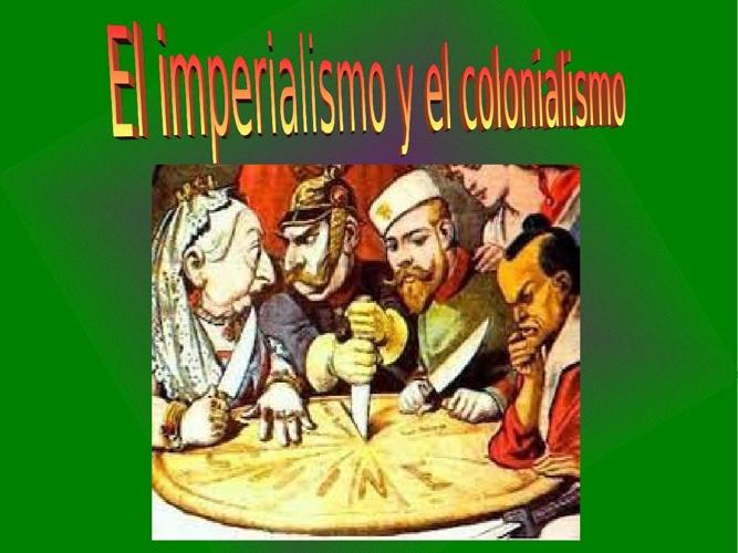 trabajo sociales el imperialismo