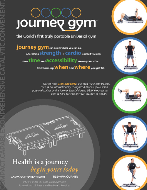 journey gym Overview