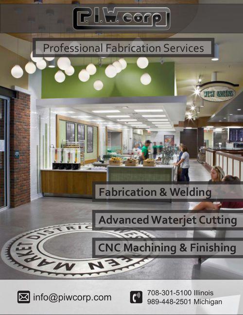 PIW Corp - Services Brochure