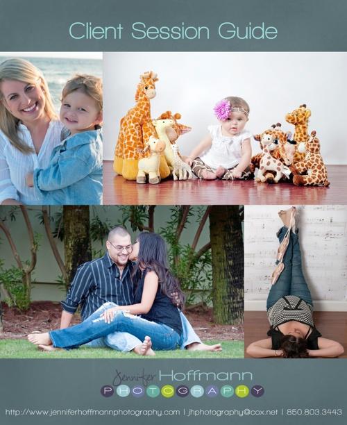 Jennifer Hoffmann Photography Client Guide