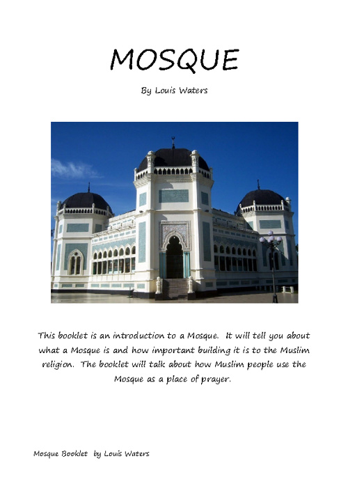 RS Mosque ILP by Louis Waters