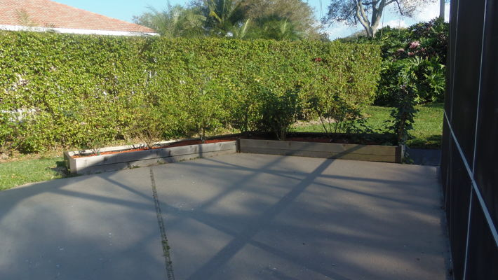 6470 nw 98th lane parkland fl 33076  the back  pool and yard