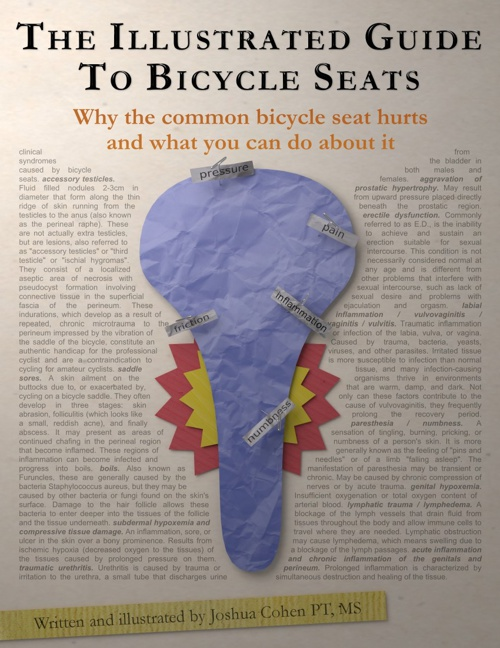 Illustrated Guide to Bicycle Seats