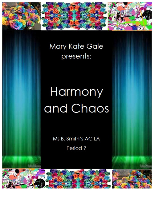 Mary Kate's Multi-Genre Extravaganza