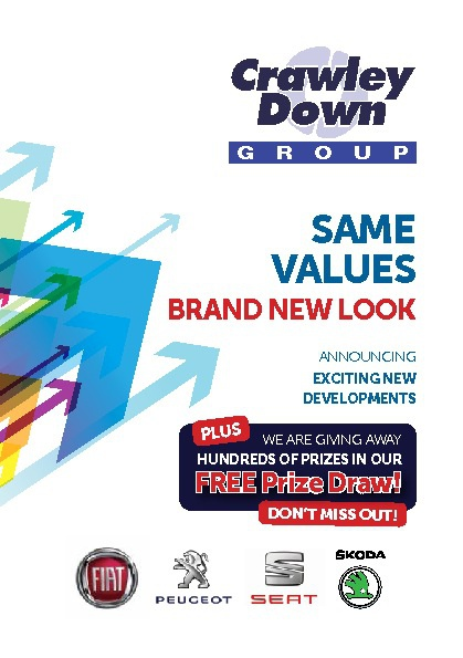Same Values - Brand New Look