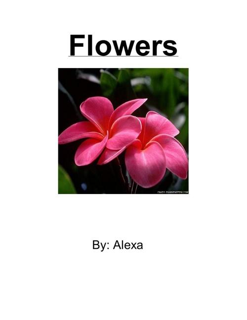 flowers by alexa