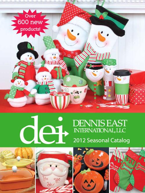 2012 DEI Catalogs
