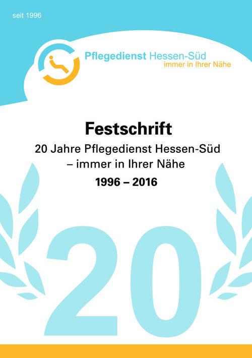 Pflegedienst Hessen-Süd Fesdtschrift