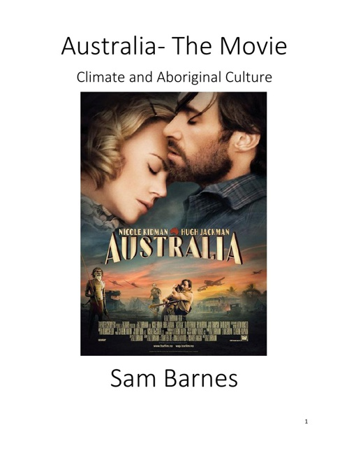 Australia- The Movie