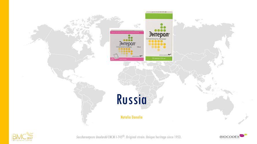 Pharma - Russia