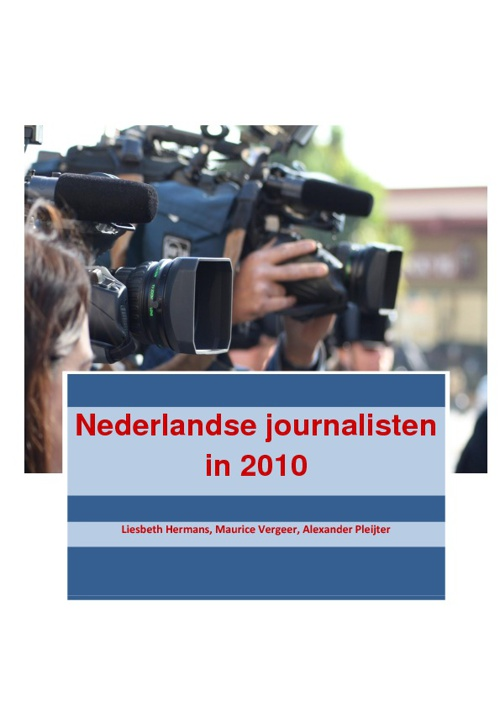 Nederlandse journalisten in 2010