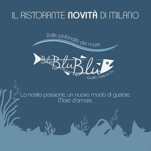 Blu Blu Blu - Crudo, Cotto & Co.