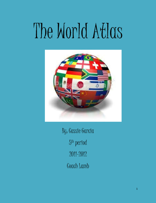 The World Atlas Cassie Garcia