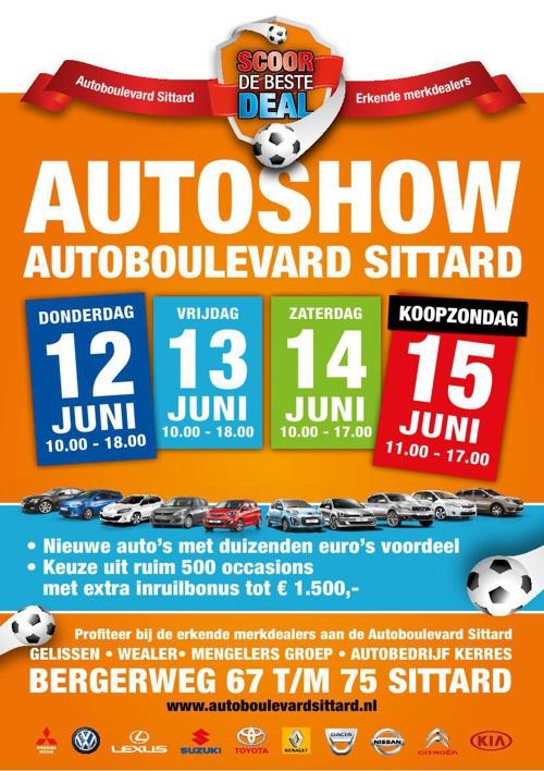 Autoshow Sittard 2014