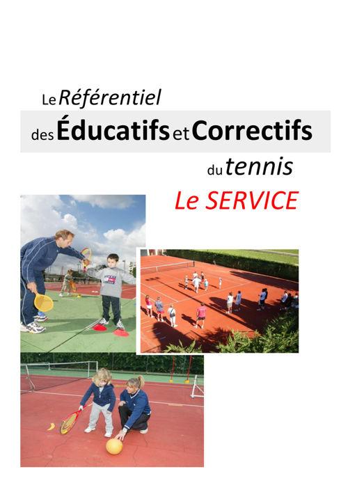 Référentiel Educatifs-Correctifs service -doc Benjamin  4 sept 1