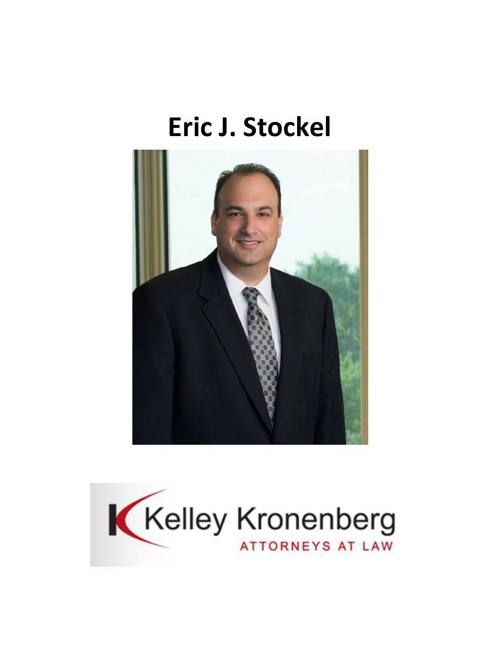 Eric Stockel