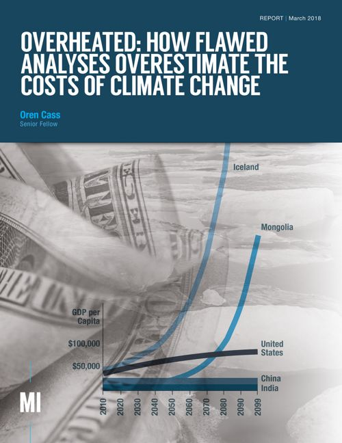 Overheated: Flawed Analyses Overestimate Climate Change Cost