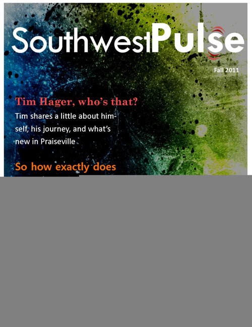 Southwest Pulse Newsletter Fall 2011