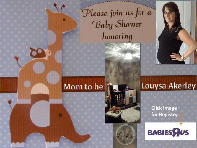 Louysa's Baby Shower
