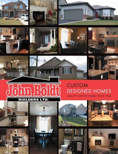 John Boldt Builders Magazine