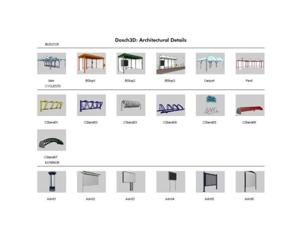 05_DOSCH 3D - Architectural