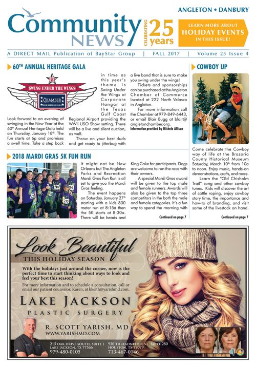 Angleton-Danbury Community News Volume 25 Issue 4