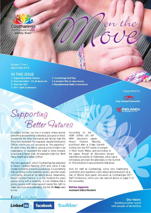 Volume 17 No 1 MarchMay 2012