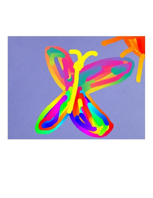 Mrs. Doyle's Butterflies