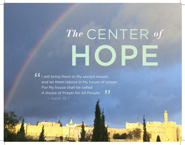 The Center of HOPE
