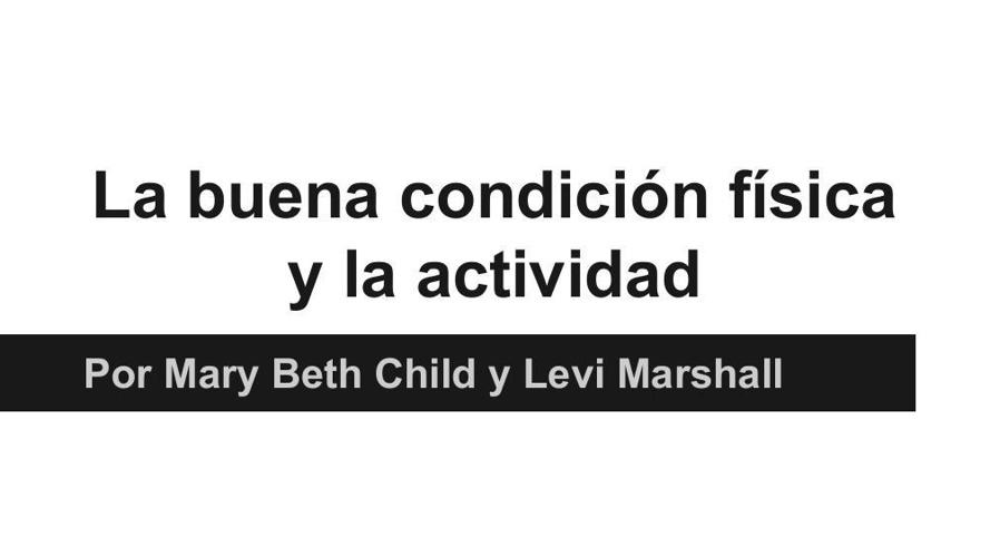 mb and levi's presentacion