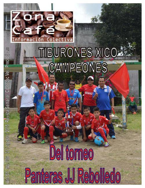 Revista Digital Zona Cafe Numero 036