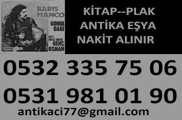 Mustafa Kemal  İKİNCİ EL ESKİ KİTAP ALAN YERLER 0531 981 01 90 S